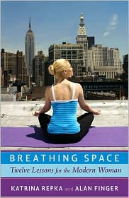 buy Breathing Space by yoga teacher Katrina Repka